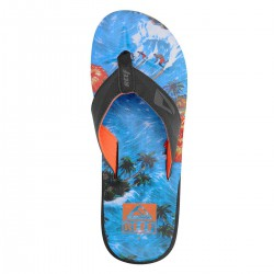 Reef Ht Prints tropical hawaiian