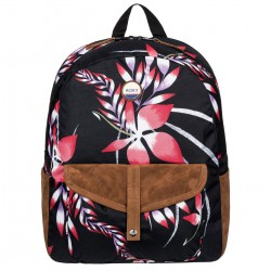Roxy Carribean anthracite mistery floral