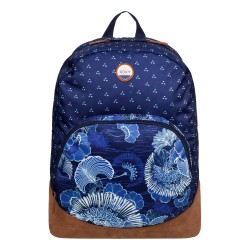 Roxy Fairness perpetual flower blue print