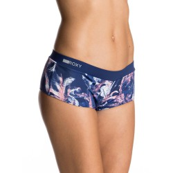 Roxy Keep It Roxy Shorty blue depths washed palm