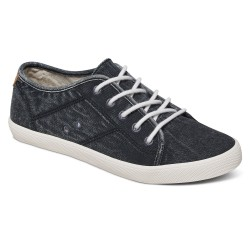 Roxy Memphis black wash