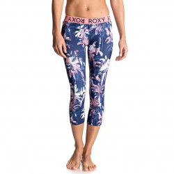 Roxy Stay On Capri blue depths washed palm