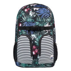 Roxy Take It Slow anthracite swim belharra flowe