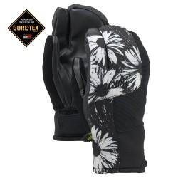 Burton Empire Mitt photocopy floral