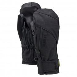 Burton Wms Baker 2 In 1 Under Mitt true black