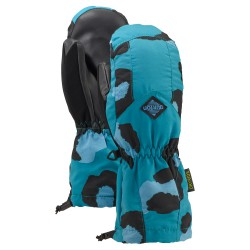 Burton Youth Profile Mitt everglade super leopard