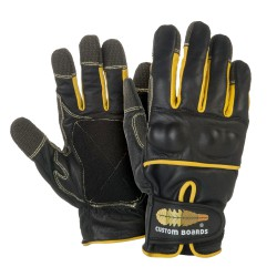 Custom Gloves III. Man black