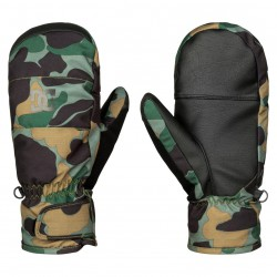 DC Seger Mitt camouflage lodge men