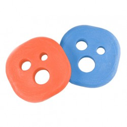 Holesom Pswiss Pucks blue/orange