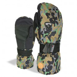 Level Fly Mitt Jr camo
