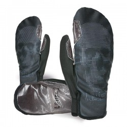 Level Pro Rider Mitt pk black