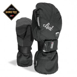 Level Wms Half Pipe Mitt Gore-Tex black