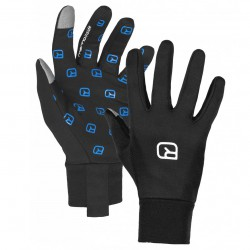Ortovox Fleece Smart Glove black raven