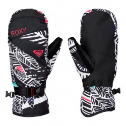 Roxy Roxy Jetty Mitt ha-hui true black