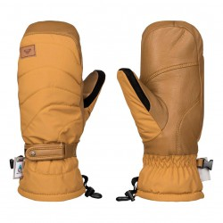 Roxy Victoria Mitt bone brown