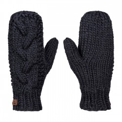 Roxy Winter Mittens true black