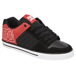 DC Chase black/athletic red/black