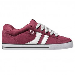 Globe Encore 2 burgundy/white