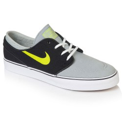 Nike SB Nike Zoom Stefan Janoski Cnvs base grey/green-black