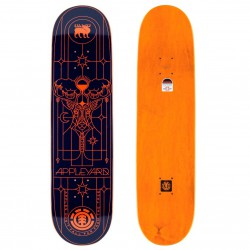 Element Appleyard Divuldge 8.1 orange/blue