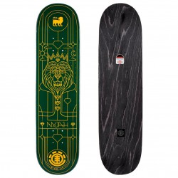 Element Nyjah Divuldge 7.75 green/yellow