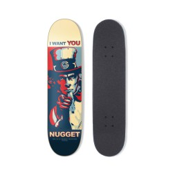 Nugget Recruit 7.75 navy/white