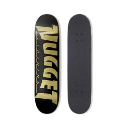 Nugget Trash 8.0 black/gold