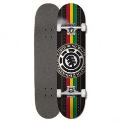 Element Rasta Black Seal 8