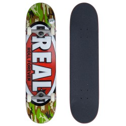 Real Awol Oval Md 7.75 red/grn