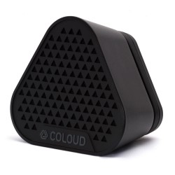Coloud Bang solid black