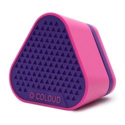 Coloud Bang transition purples