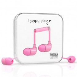 Happy Plugs In-Ear pink