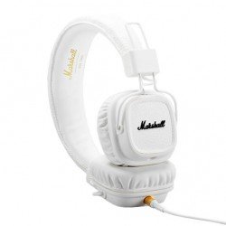 Marshall Major II Android white