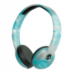 Skullcandy Uproar Wireless clear/scribble