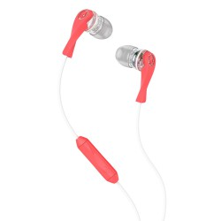 Skullcandy Wink'd clear/coral