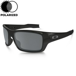 Oakley Turbine polished black