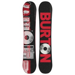 Burton Descendant