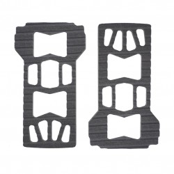Spark R&D Baseplate Padding Kits Arc, Mag. grey
