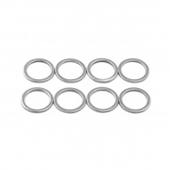 Khiro Speed Rings chrome