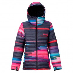 Burton Wms Evergreen Hooded Synthetic I flynn glitch