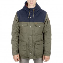 Element Hemlock Two Tones military green