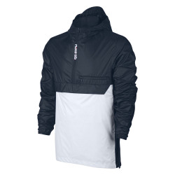 Nike SB Packable Anorak obsidian/white