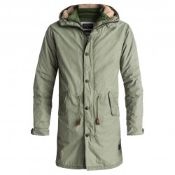 Quiksilver Bremer Land rifle green