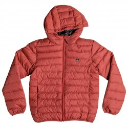 Quiksilver Scaly Youth barn red