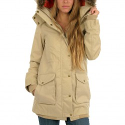 Vans Cadet Parka heather khaki
