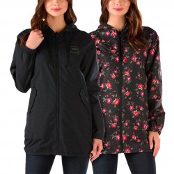 Vans Mercy Reversible Parka black