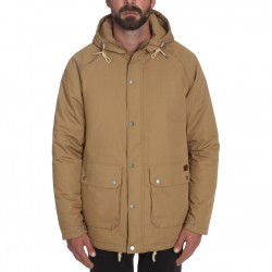 Volcom Wenson Winter Parka burnt khaki