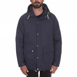 Volcom Wenson Winter Parka navy
