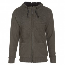 Volcom Barnster Hooded old blackboard