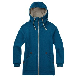 Burton Minxy Fleece celestial heather